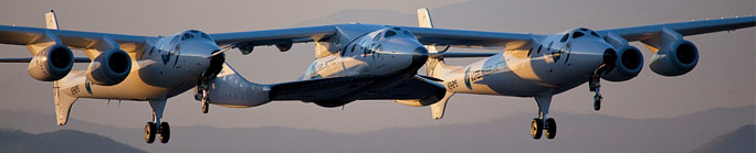 Virgin Galactic Space Plane